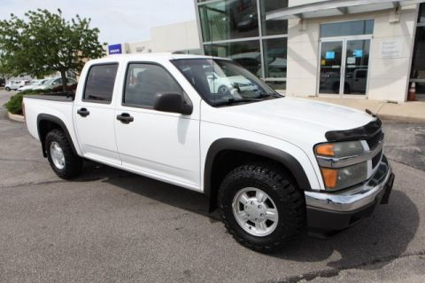 Pre-Owned 2005 Chevrolet Colorado Crew Cab Z85